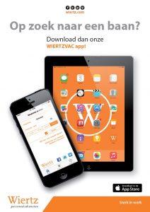 Wiertzvac app