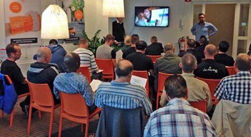 Geslaagde bijeenkomst in Venlo voor VDL Nedcar