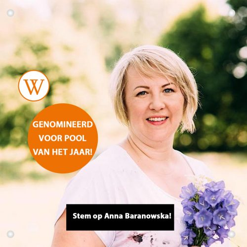 Medewerker Wiertz Personeelsdiensten genomineerd voor ''Pool van het Jaar''