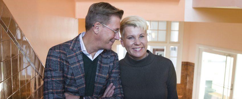 Dionne en Harm Wiertz in een persoonlijk interview over Wiertz Company
