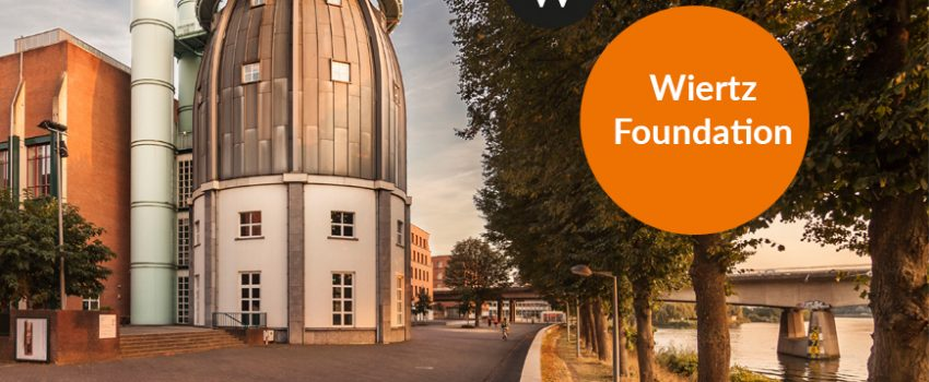Nieuws van Wiertz Foundation