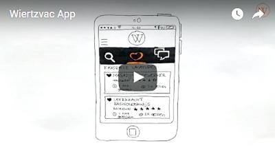 Scoor jouw droombaan met onze nieuwe Wiertzvac App