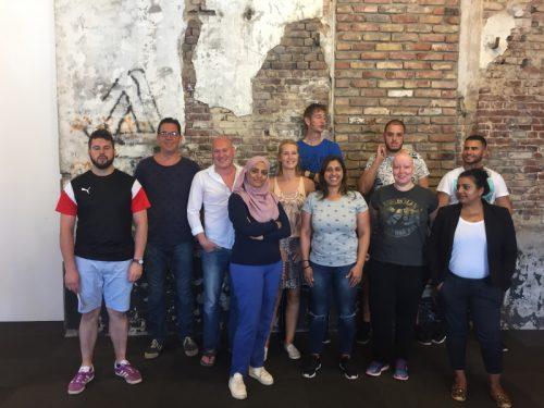 Wiertz Personeelsdiensten ook partner bij Back on Track Roermond
