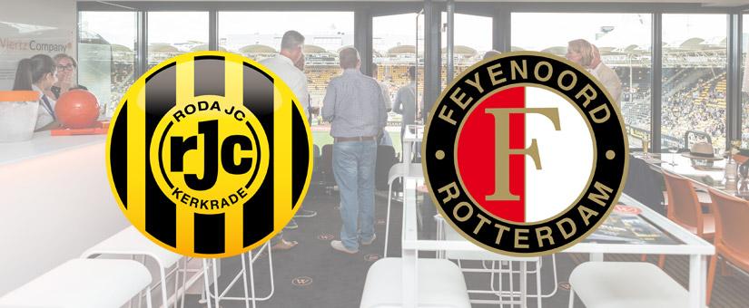 Wiertz Company maatschappelijk partner van Roda JC Kerkrade – Feyenoord