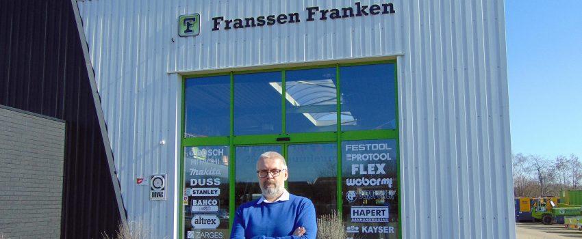 René Haan (Franssen Franken): 'Geen poeha, duidelijkheid staat voorop'