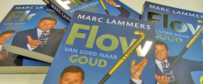 Winnaars  'FLOW, VAN GOED NAAR GOUD' (GESIGNEERD)!