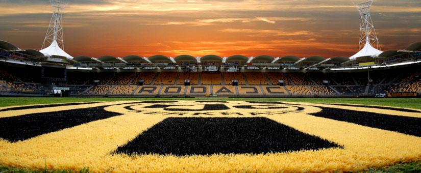 Wiertz Company is klaar voor nieuwe seizoen Roda JC Kerkrade
