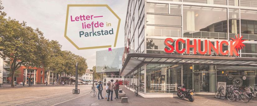 Burgemeester Emile Roemer lanceert nieuwe website Letterliefde in Parkstad