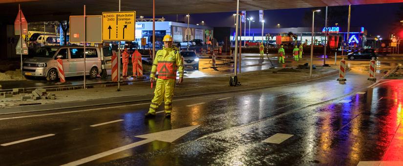 'Een verkeerslicht kun je de weg niet vragen'
