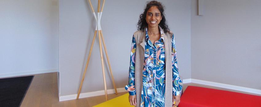 Nishanti Dragstra (Redspher): 'Zeer tevreden over net dat oprechte beetje meer'