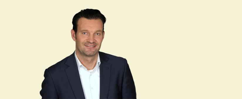 Michiel van Grinsven aan de slag als Salesmanager