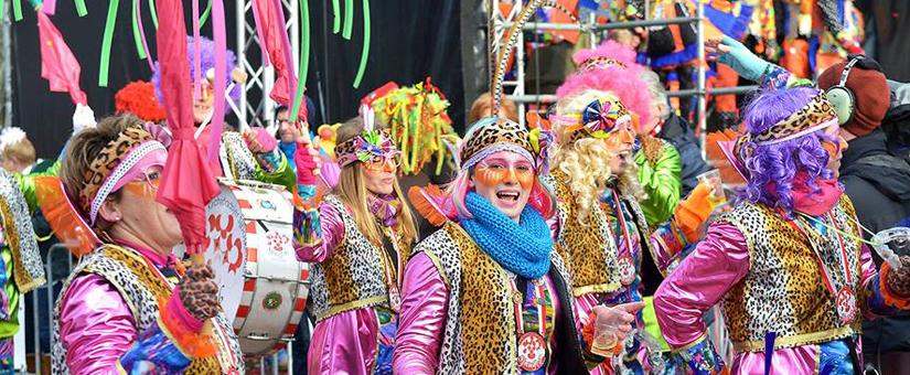 Aangepaste openingstijden carnaval