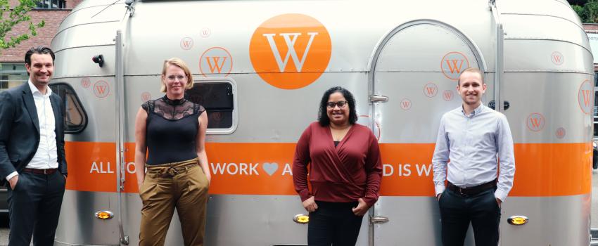Samenwerking tussen Wiertz Company, Aon Nederland en Staffing MS
