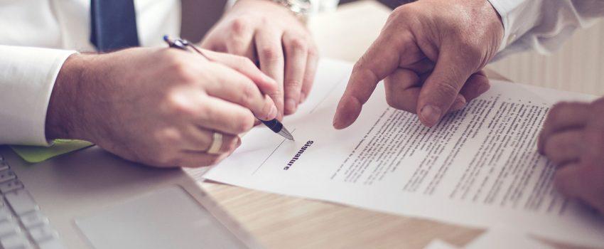 Is een elektronische handtekening rechtsgeldig?