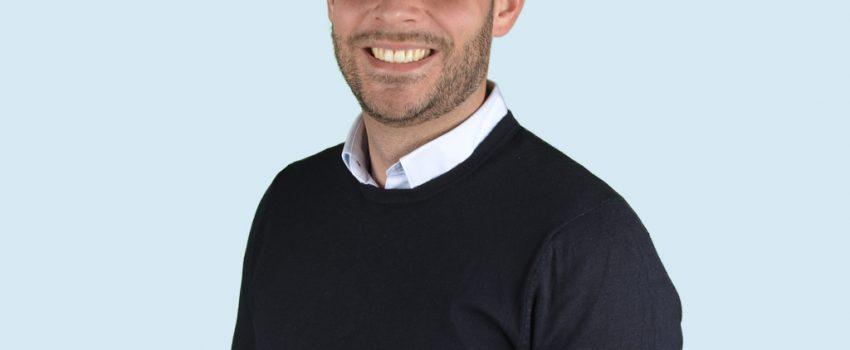 Tom Bovens (33) – Er samen met je collega's een succes van maken geeft een enorm voldaan gevoel